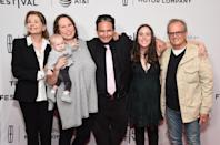 <p>Although <em>The Devil Wears Prada </em>might still be what you recognize Tibor from the most, he's had TONS of different roles since then. He played a medical examiner on <em>Blue Bloods</em>, and played judges on <em>The Good Wife,</em> <em>Orange is the New Black, </em>and <em>Unbreakable Kimmy Schmidt</em>. I guess he just has that legal look to him.</p>
