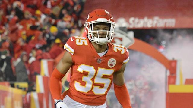 CB Charvarius Ward out to prove Chiefs decision makers right for believing in him