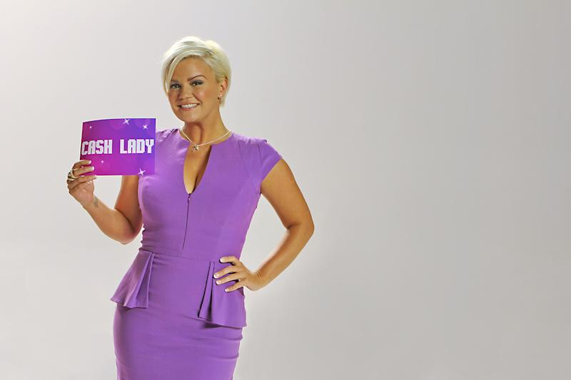 Kerry Katona payday cashlady.co.uk
