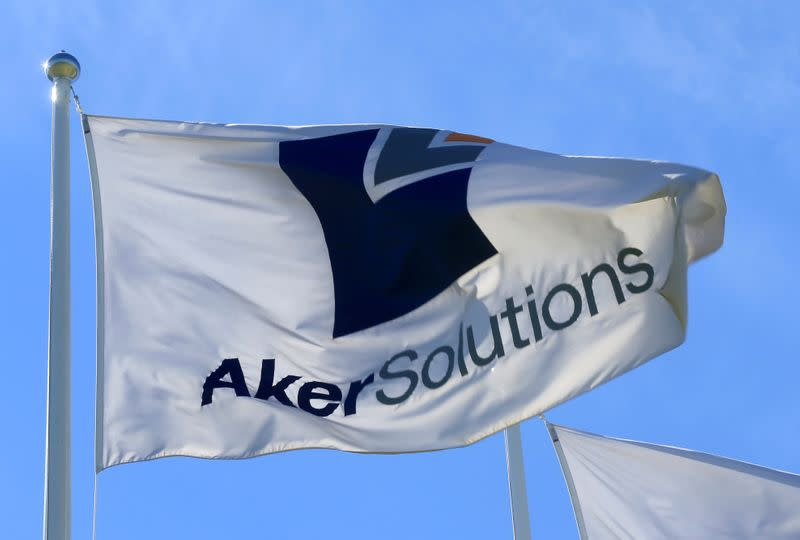 Norway's Aker Solutions announces merger with Kvaerner, new CEO