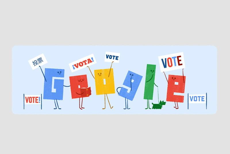 Google Search To Show Election Results In Real-Time After Polls Close
