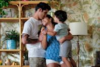 """<p>This sweet telenovela follows Jane Villanueva, the daughter of a teen mother, who wants to remain chaste until marriage. When she finds out she got pregnant after a hospital slip-up, she has to decide what to do with her life next.</p> <p><a href=""""https://www.netflix.com/title/80027158"""" class=""""link rapid-noclick-resp"""" rel=""""nofollow noopener"""" target=""""_blank"""" data-ylk=""""slk:Watch Jane the Virgin on Netflix now"""">Watch <strong>Jane the Virgin</strong> on Netflix now</a>. </p>"""