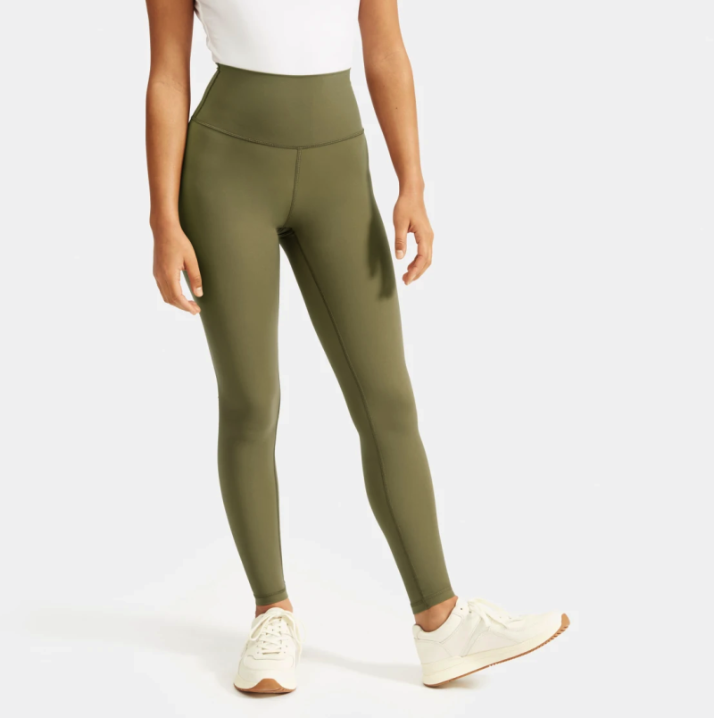 Everlane Perform Legging in Lichen