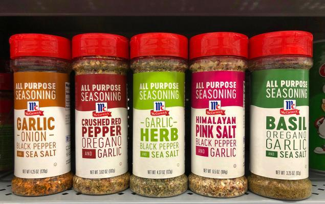 McCormick (MKC) Q1 Earnings Beat Estimates, Outlook Withdrawn