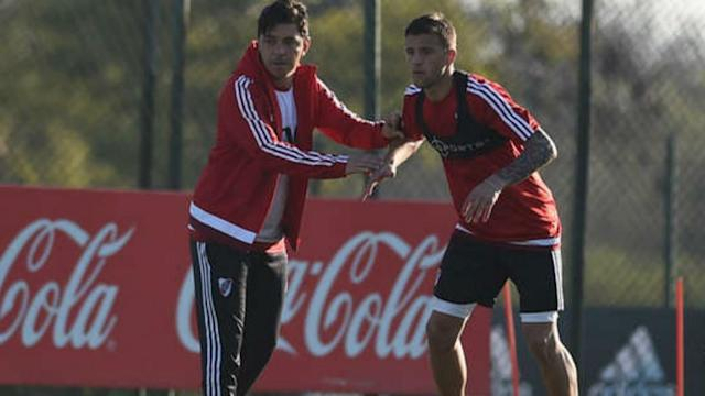 Denis Rodriguez Marcelo Gallardo River