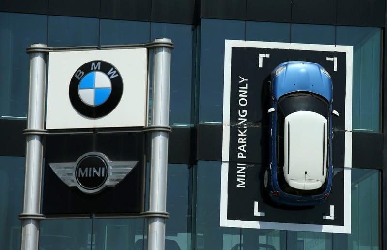BMW, Great Wall to build new China plant for electric cars