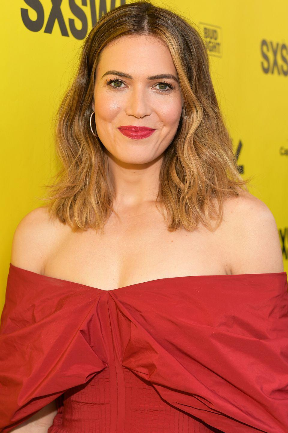 """<p><strong>Born</strong>: Amanda Leigh Moore</p><p>""""I had never really owned my name,"""" Mandy Moore explained in a 2009 interview with <em><a href=""""http://www.cnn.com/2009/SHOWBIZ/Music/06/15/mandy.moore/index.html"""" rel=""""nofollow noopener"""" target=""""_blank"""" data-ylk=""""slk:CNN"""" class=""""link rapid-noclick-resp"""">CNN</a></em>. """"It was just synonymous with my parents being mad at me."""" And can you blame her for wanting to be Mandy Moore? It has a ring to it.</p>"""