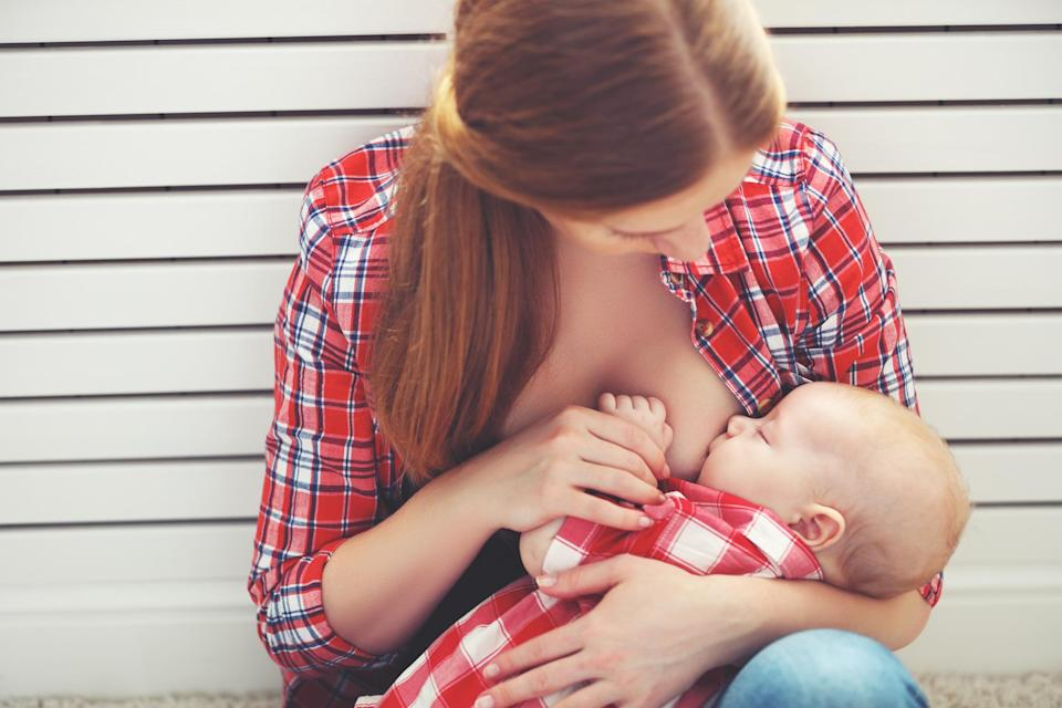 Could breastfeeding help tackle obesity? [Photo: Getty]