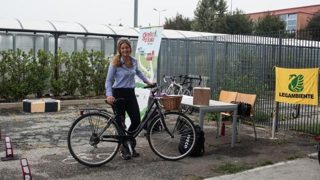 CNH Industrial participated in the annual Giretto d'Italia initiative, to promote cycling to work in Italy.