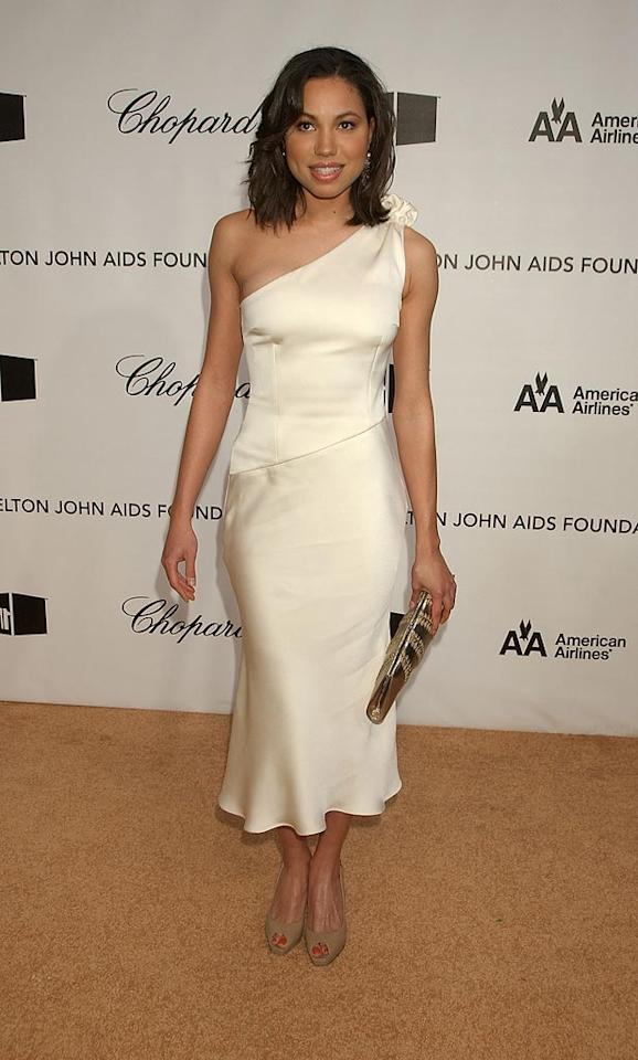 "<a href=""http://movies.yahoo.com/movie/contributor/1800021568"">Jurnee Smollett</a> attends the 16th Annual Elton John AIDS Foundation Oscar Party at the Pacific Design Center in West Hollywood - 02/24/2008"