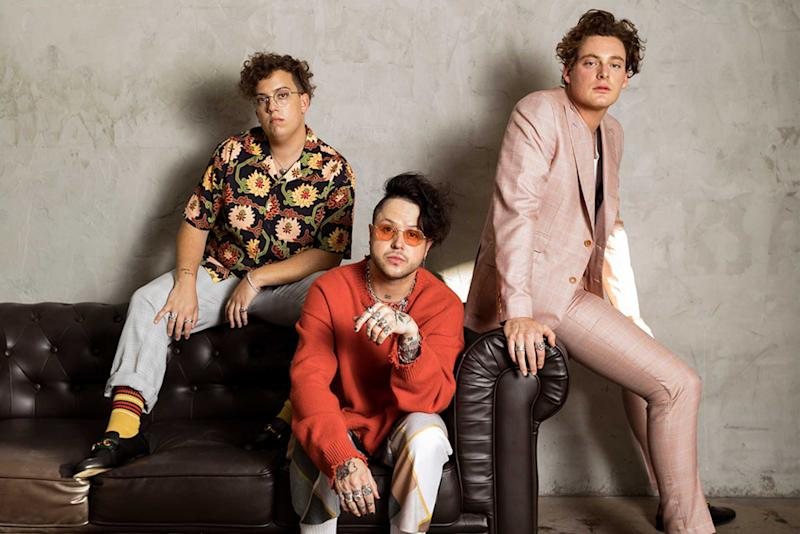 """As summer heats up, home haircutting continues to get cooler with the premiere of """"buzz cut,"""" the latest song and video to debut from lovelytheband's sophomore album """"conversations with myself about you,"""" releasing on Aug. 28, 2020."""