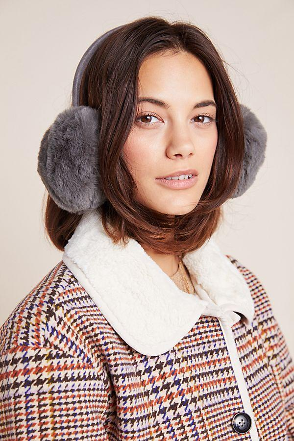Ellie Faux Fur Earmuffs