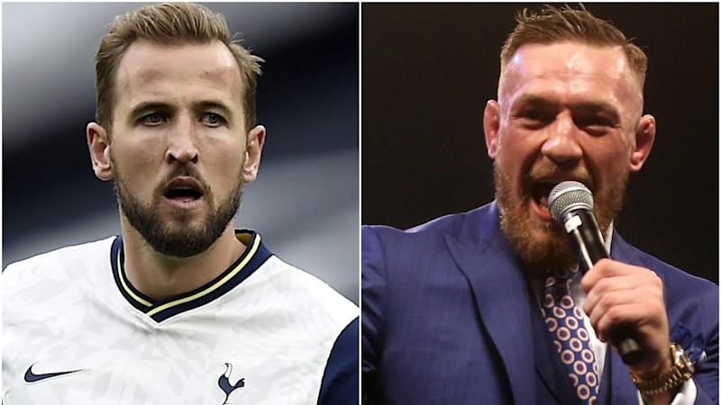 Kane's day out and McGregor mixes with the locals – Wednesday's sporting social