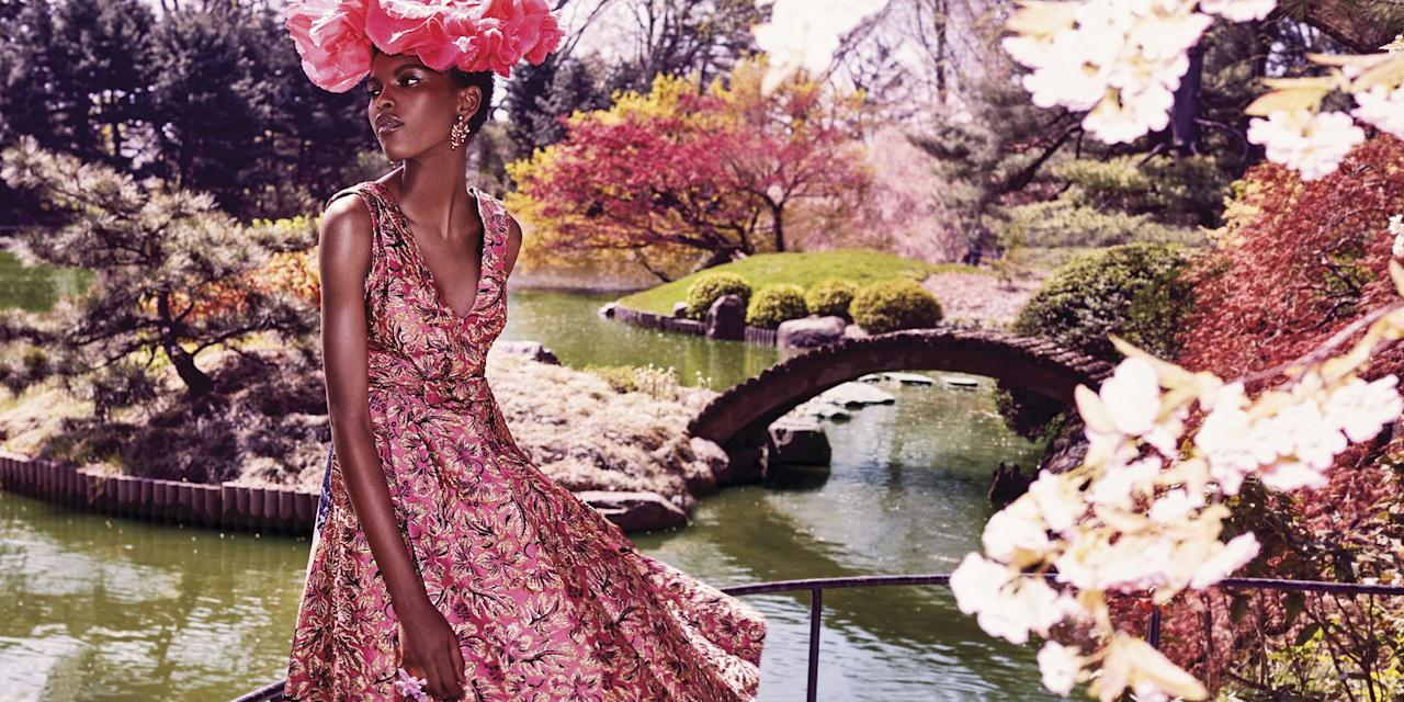 """<p>The warm weather, the flowers in bloom-it's no wonder so many brides decide to get married in the spring. As you enter the coming season, weekends booked up with wedding after wedding, the need for a chic springtime ensemble (or twelve) is paramount. Whether it's an elegant garden party, a destination event or a black-tie affair, here's all the outfit inspiration you'll need for every ceremony and reception on your calendar. When shopping, keep your various weddings in mind to maximize the looks you'll get out of each piece–and splurge on things like shoes, which will transition easily to next season's equally jam-packed wedding circuit. Here, our favorite ensembles to land you the title of best dressed guest at spring's wedding fetes.</p><p>To subscribe to BAZAAR Bride's ultimate guide to weddings, <a rel=""""nofollow"""" href=""""https://www.harpersbazaar.com/wedding/planning/a25760257/bazaar-bride-membership-details/"""">click here</a>.</p>"""