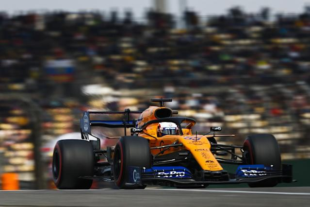 Sainz: McLaren speed 'one of best things' about '19