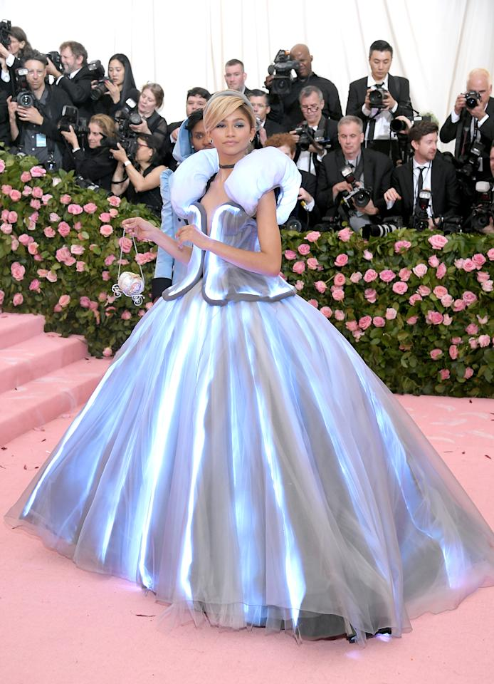 <p>She created magic on the pink carpet when she was a literal princess at the 2019 Met Gala.</p>