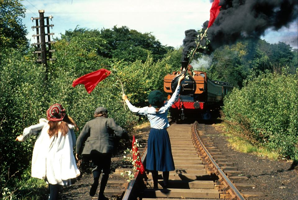 A still from The Railway Children, released in 1970 (Studiocanal)