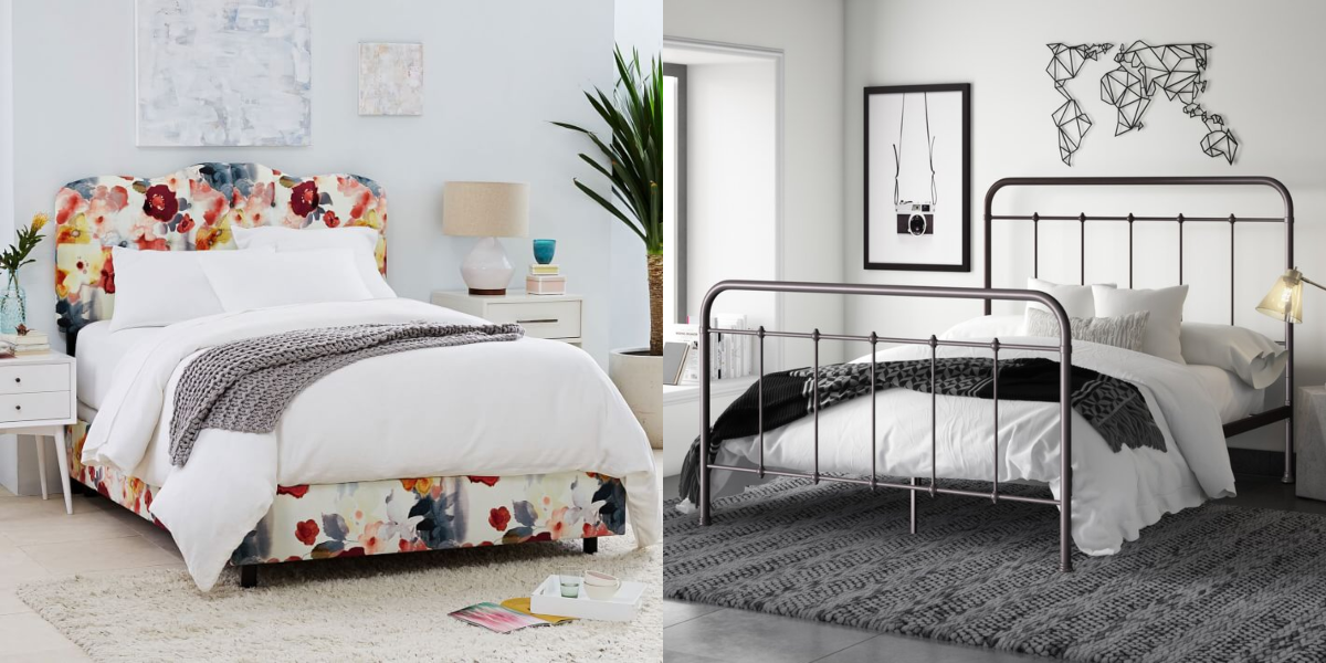 "<p>Platform beds may have taken over, especially with the rise of <a href=""https://www.housebeautiful.com/shopping/furniture/g26040456/best-mattress-online-reviews/"" target=""_blank"">bed-in-a-box mattress companies</a>, but standard beds—you know, the ones that require the use of a box spring with your mattress—<em>do</em> still exist. If you're a box spring user, these <a href=""https://www.housebeautiful.com/room-decorating/bedrooms/g27287878/cool-beds/"" target=""_blank"">bed frames</a> have you covered, no matter what your style is. Sleek, industrial, traditional, colorful—there's something for everyone here. Not to mention, there's something at every price point, whether you want a bed that's ultra-affordable or more of an investment. If you're on the hunt for a box spring bed frame, these are some of the best (and most stylish!) ones you can buy online. </p>"