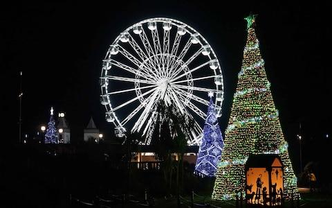 Bournemouth's Christmas Tree Wonderland offers much more than trees alone - Credit: Christmas Tree Wonderland