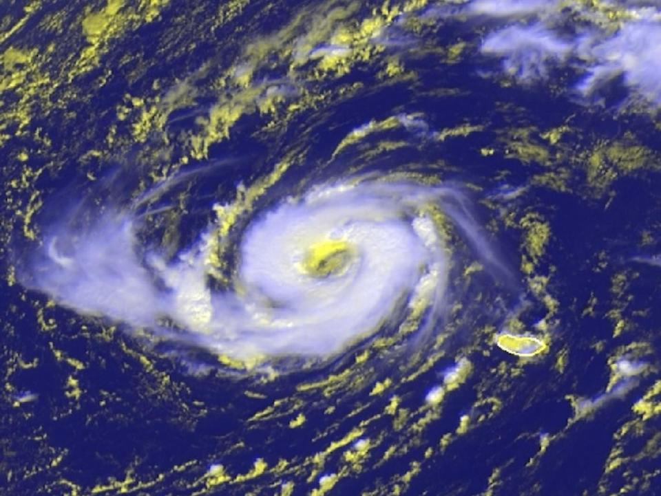 Hurricane Vince was so rare, it even confused officials