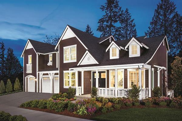 The Aldrich, Pipers Glenn, Bothell, WA:Toll Brothers, America's Luxury Homebuilder