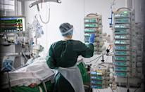 Health systems in European countries like Germany and France are under pressure from rising cases