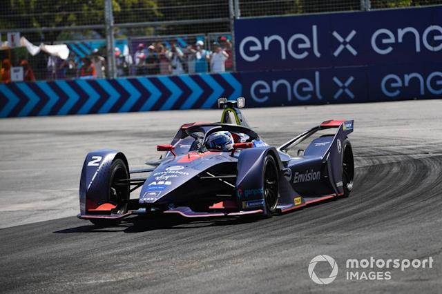 "Sam Bird, Envision Virgin Racing, Audi e-tron FE05 <span class=""copyright"">Sam Bagnall / Motorsport Images</span>"