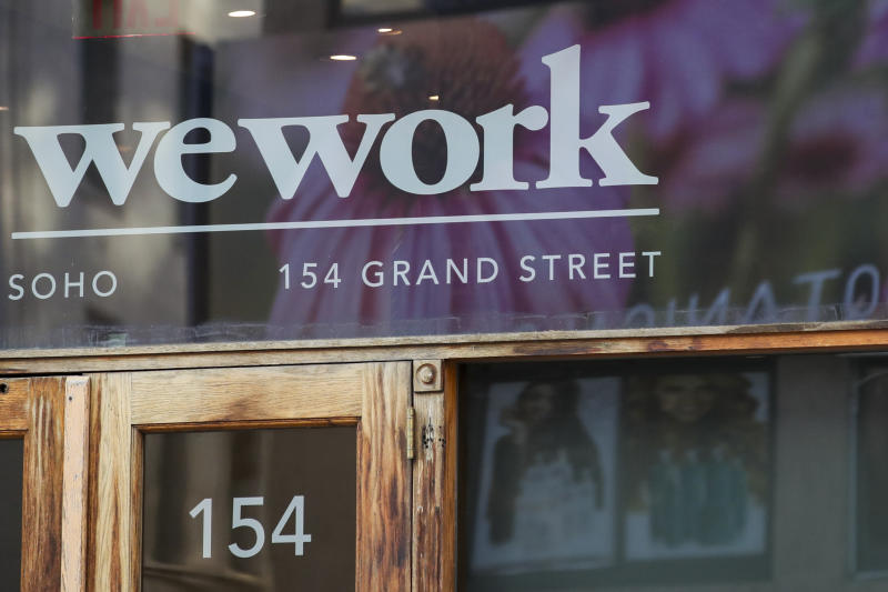 WeWork to be rescued by biggest shareholder SoftBank