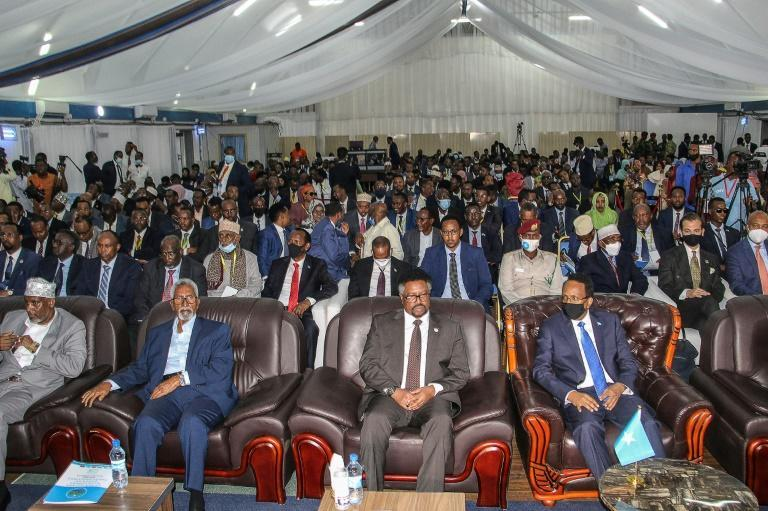 After months of stalemate that at times turned violent, Somalia's political leaders finally agreed last month on a voting timetable