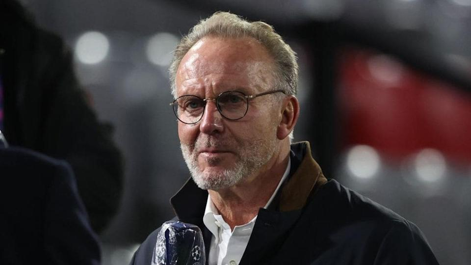 Karl-Heinz Rummenigge | Alexander Hassenstein/Getty Images