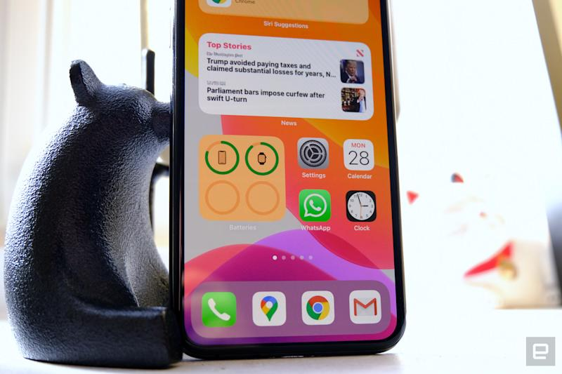 iOS 14 review