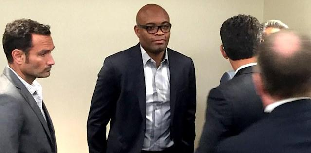 Anderson Silva Suspended for One Year and Fined $380,000