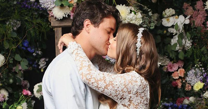 How coronavirus totally changed Bindi Irwin's wedding