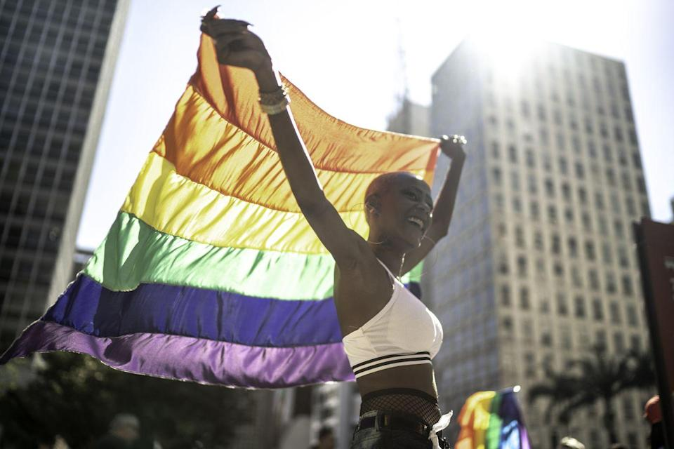 <p>As the LGBTQ+ movement continues to grow in awareness and inclusivity, we may see new flags and symbols. You have the freedom to choose the item you feel represents you. Pride is about appreciating diversity and honoring the past and present of the LGBT community. It's beautiful no matter how you celebrate. </p>