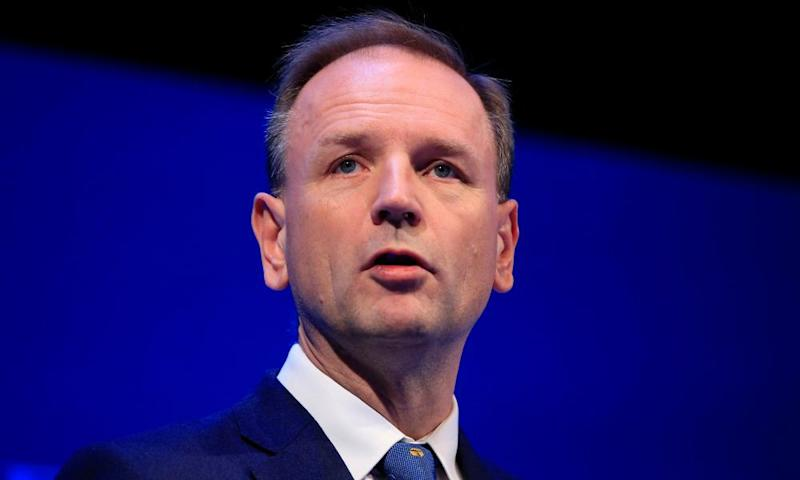 Simon Stevens, chief executive of NHS England.