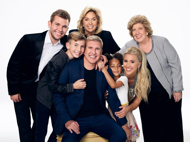 Chrisley Knows Best 2020.Chrisley Knows Best Stars Cleared Of State Tax Evasion Charge