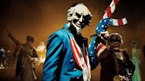 """<p>The title of the fifth (and rumored final) installment in <em>The Purge</em> franchise feels all too real rn. But that's to be expected, as <em>The Purge</em> franchise is notorious for infusing political commentary into each of its films. We can """"remember all the good the purge does"""" when it lands in theaters on July 9, 2021.</p>"""