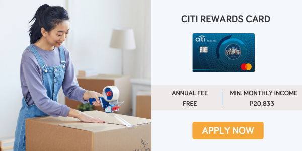 credit cards for women - citi rewards card