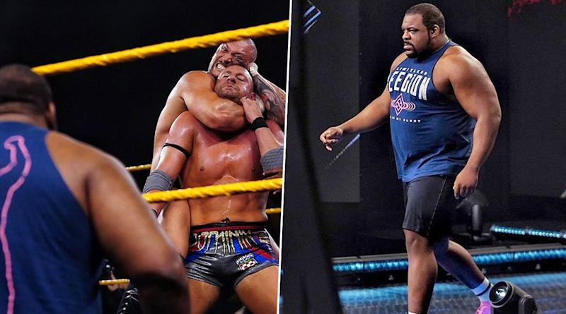 WWE NXT July 22, 2020 Results and Highlights: Keith Lee Relinquishes North American Title; Karrion Kross Defeats Dominik Dijakovic to Continue His Winning Streak (View Pics)