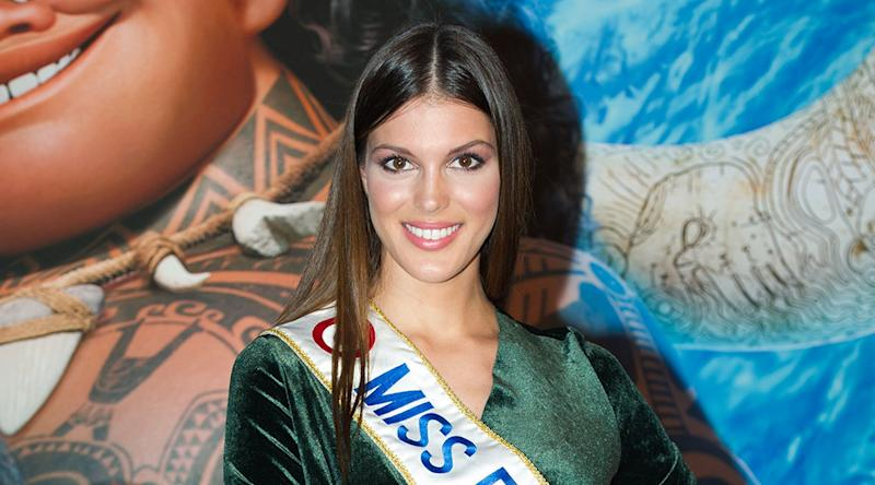 miss univers iris mittenaere favorite du concours de. Black Bedroom Furniture Sets. Home Design Ideas