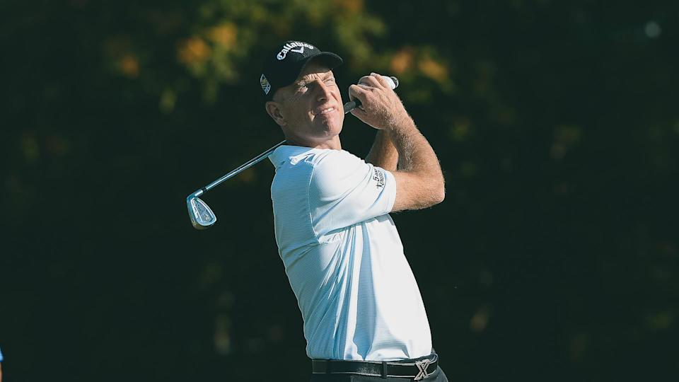 <p>Jim Furyk joined the PGA Tour two years after turning pro in 1992. Not only was he the 2010 FedEx Cup champion, but he won 17 Tour victories over the course of his career, including one major tournament — the 2003 U.S. Open. In total, he's won $71.23 million in prize money.</p>