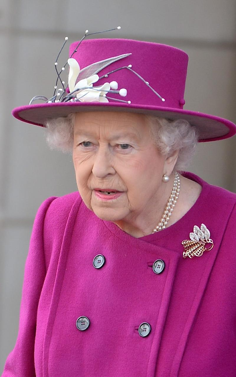 The QUeen - Credit: John Stillwell/PA