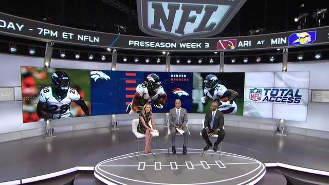 "The ""NFL Total Access"" crew lists their must-watch players in San Francisco 49ers vs. Denver Broncos on Monday in Week 2 of the preseason."