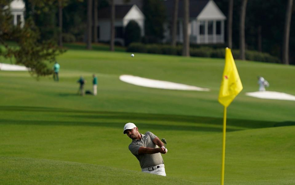 Masters 2020 tee times for the first round, including Tiger Woods, Rory McIlroy and Bryson DeChambeau - AP