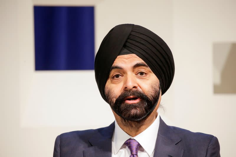 Mastercard CEO Ajay Banga to step down, insider Miebach tapped