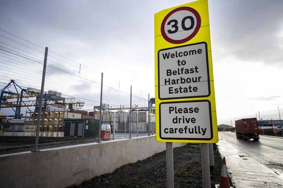 There are continuing issues over the Northern Ireland Protocol (Liam McBurney/PA) (PA Wire)