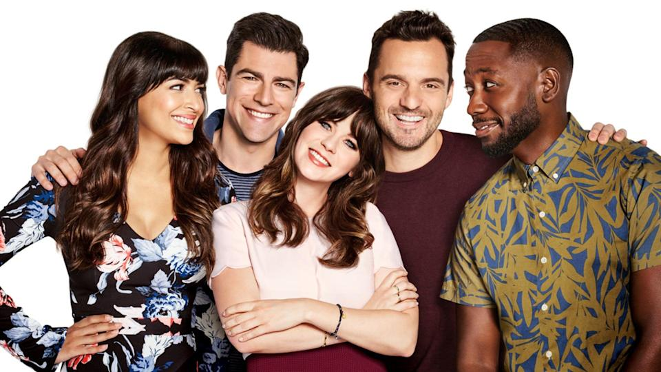 <p> <strong>Number of episodes:&#xA0;</strong>146 </p> <p> Sometimes you want drama to get through the boredom of being at home; sometimes you want pleasant stories with low stakes. New Girl<em>,&#xA0;</em>in which Zooey Deschanel perfected her twee pixie dream girl act as kooky teacher Jess, has 146 episodes of just that. After discovering her boyfriend cheating, Jess leaves immediately, answering a listing on Craigslist, and moving in with three strange men. It&#x2019;s a recipe for disaster in life, but in New Girl<em>,&#xA0;</em>it just leads to fun adventures, will-they-won&#x2019;t-theys, and some personal growth.&#xA0; </p> <p> New Girl<em>&#xA0;</em>is fun and light, so if you want to get heavily invested in the minutiae of the interpersonal relationships and squabbles of people who live together while you&#x2019;re struggling to navigate your own housemate dramas, it&#x2019;s the one. &#xA0; </p>