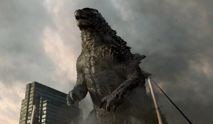 Godzilla is back... and this time he's the King of the Monsters - Credit: Legendary Pictures