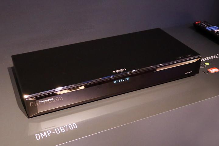 Panasonic DMP-UB700 Blu-ray-player