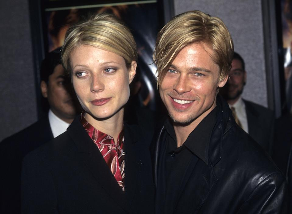 <p>The young loves also coordinated their short bobs and pristine blonde highlights. Photo: Getty Images </p>